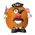 mr potato head pirate pumpkin