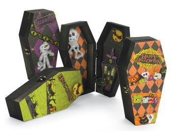 Halloween Craft Ideas Pictures on Halloween Crafts