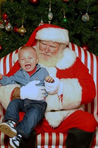 Santa Sightings South Shore Mamas