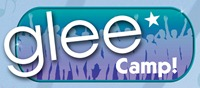 Glee Camp Logo