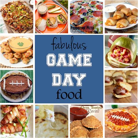 Pinterest Picks Game Day Food South Shore Mamas
