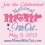 moms night out button