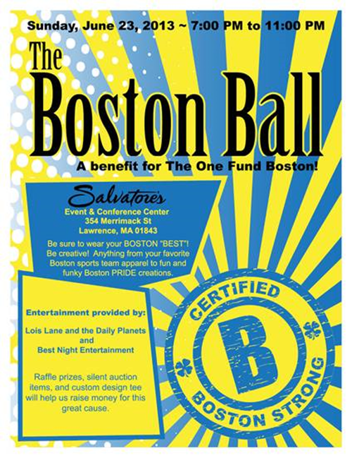 the boston ball flyer