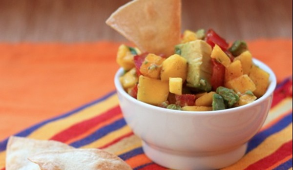 recipe mango salsa