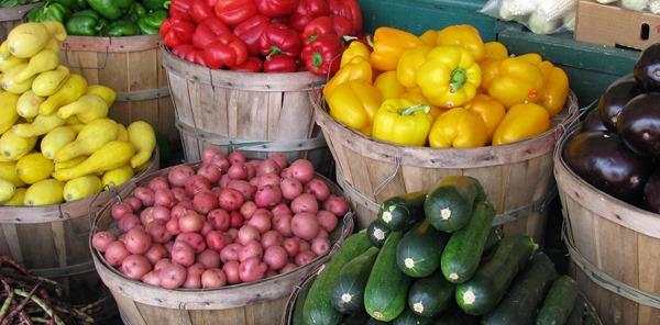 farmers market x