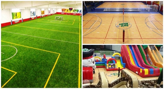 Places To Host An Active Indoor Birthday Party On The South - Childrens birthday party ideas taunton