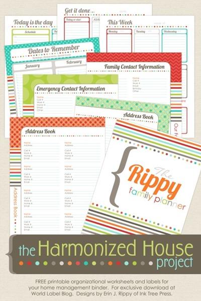 harmonized house project