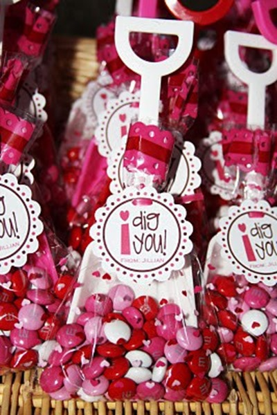 i dig you valentine