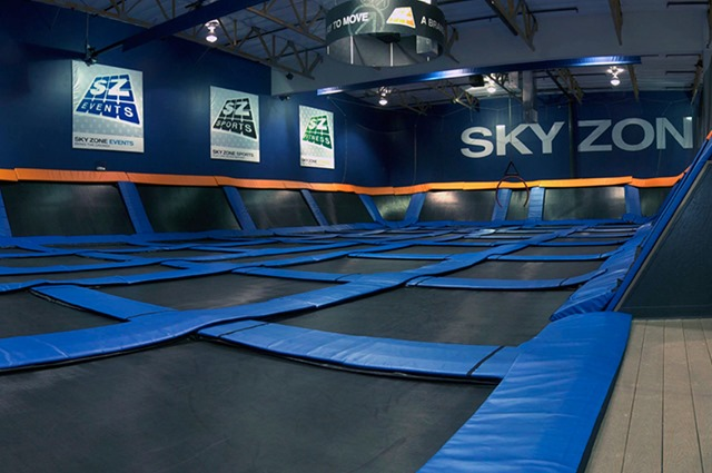 7 Places To Host An Active Indoor Birthday Party On The