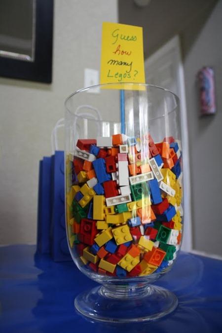 how many legos