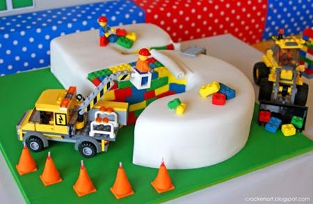 lego cake 9