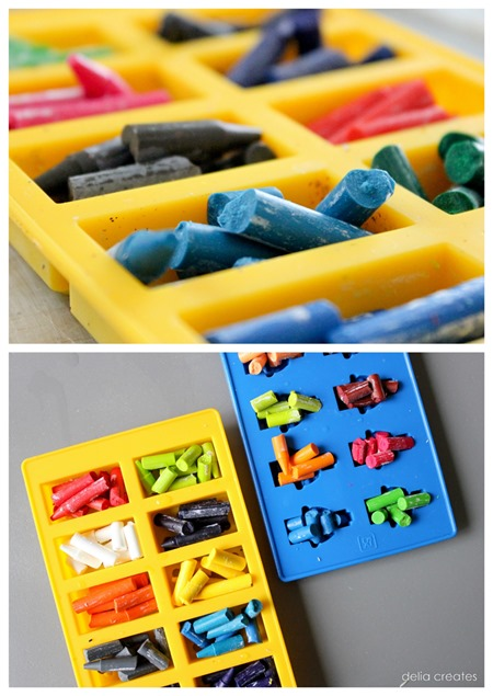 lego crayon how to