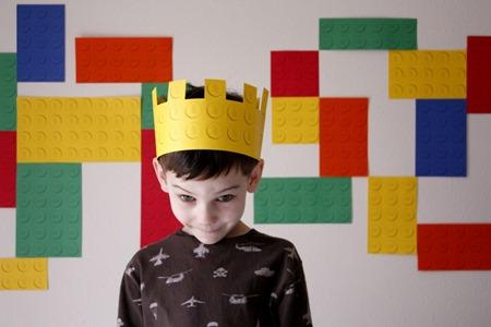 lego crown