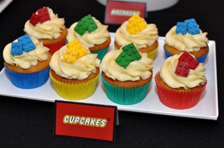 lego cupcakes 2
