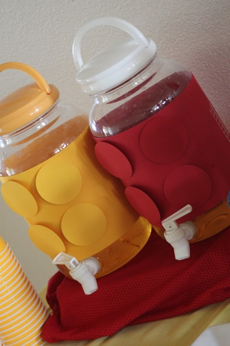 lego drink pitchers