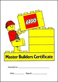 master builders certificate