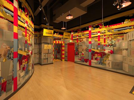 LEGO® Factory Tour Pre-Show