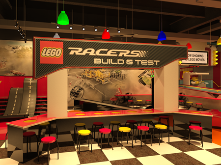 LEGO® RACERS BUILD & TEST