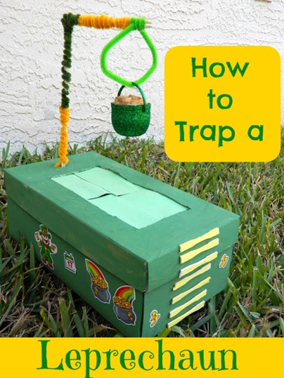 how to catch a real leprechaun