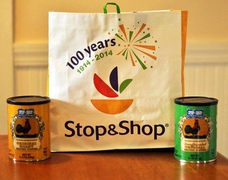 stop and shop retro packaging