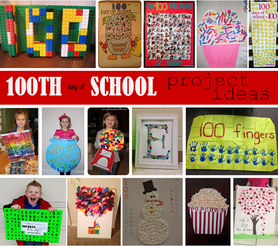 15 unique 100th day of school project ideas south shore for 100th day of school decoration ideas