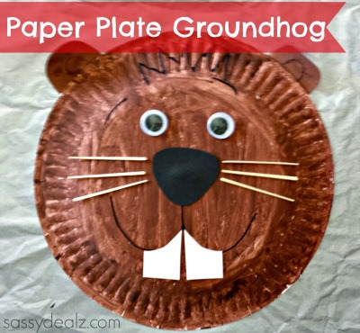 groundhog day craft ideas groundhog day craft amp food ideas for south shore mamas 4586